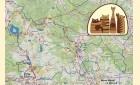 Mapa C4C-Dářko-C4C 40 km